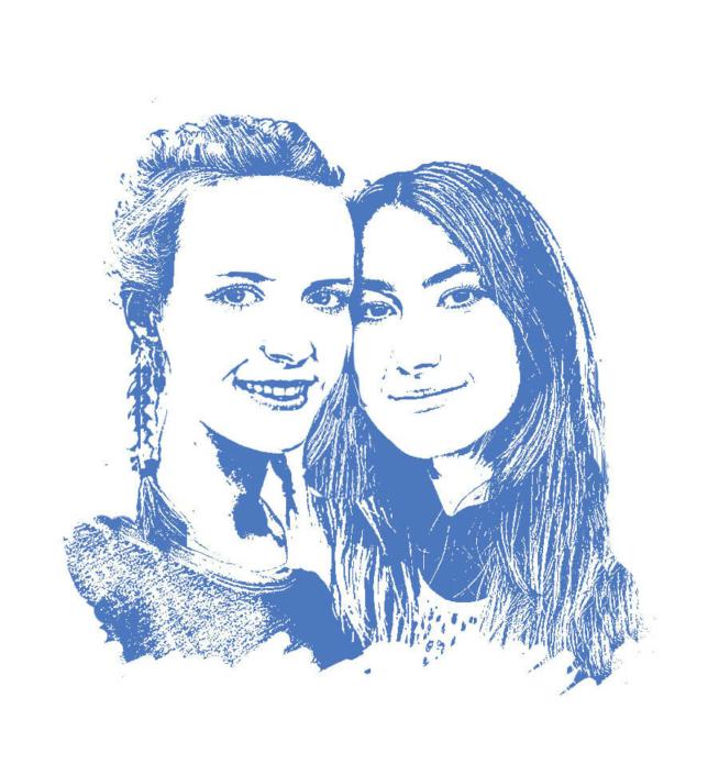 Sarah & Nicole